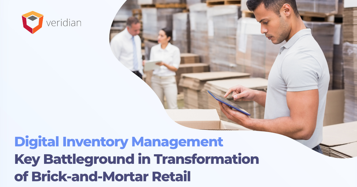 Digital Inventory Management Now a Key Battleground in the