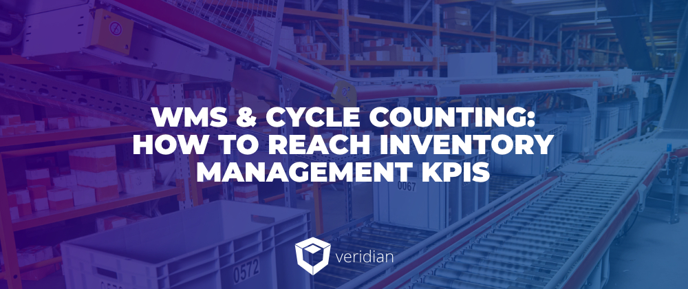 WMS-Cycle-Counting-Veridian
