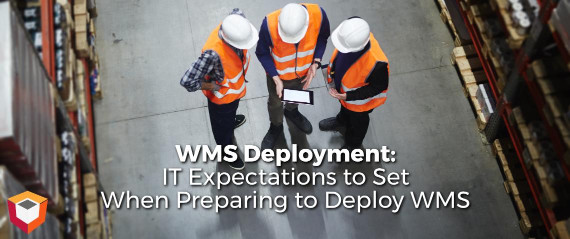WMS-Deployment