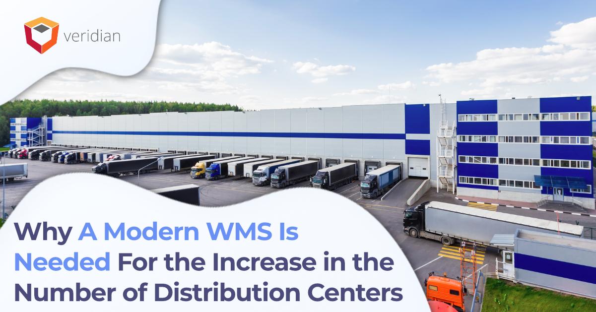 modern-day WMS