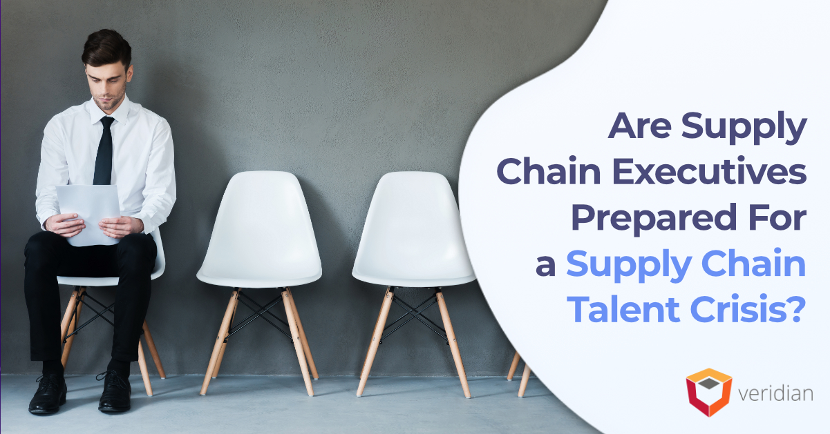 Supply Chain Talent Crisis