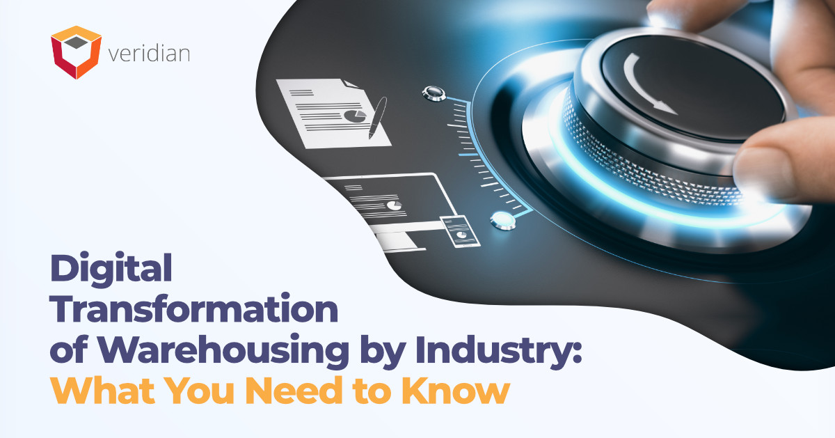 Digital Transformation of Warehousing