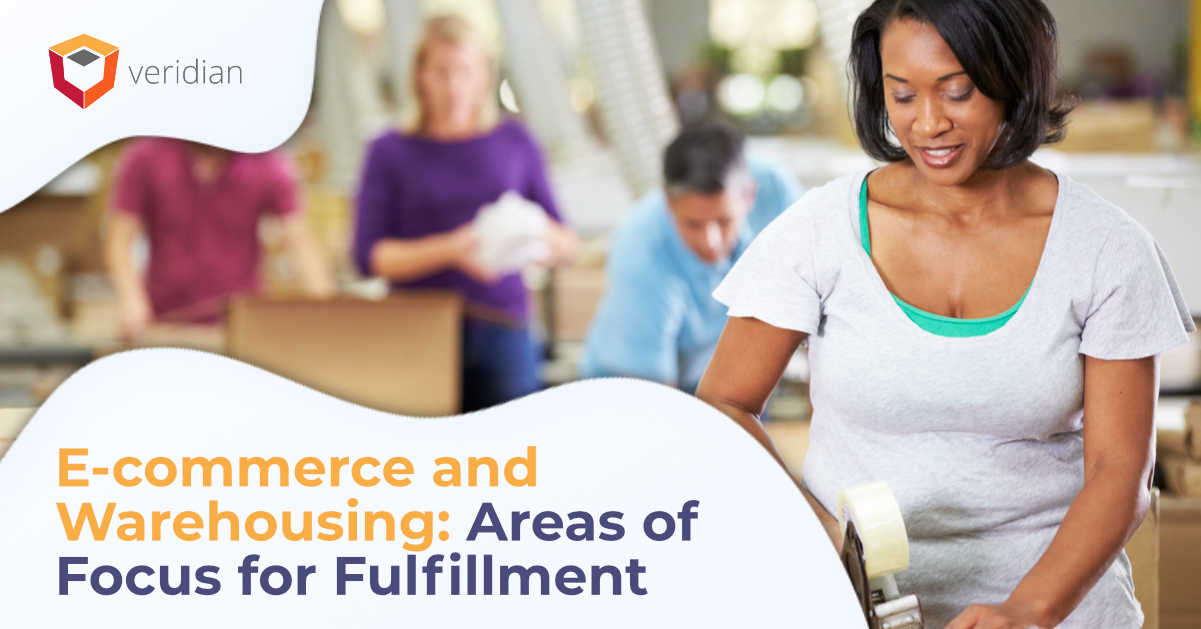 e-commerce and warehousing