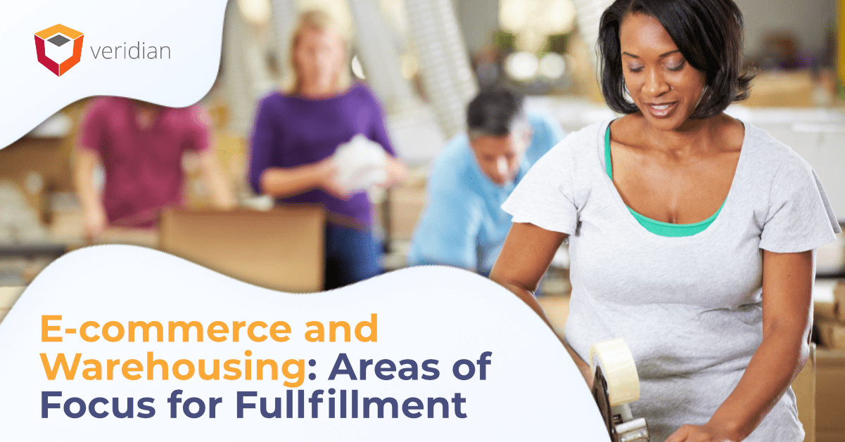 e-commerce and warehousing