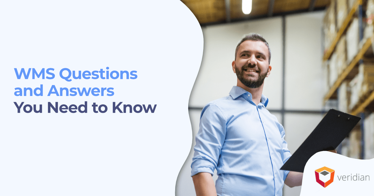 wms questions and answers you need to know