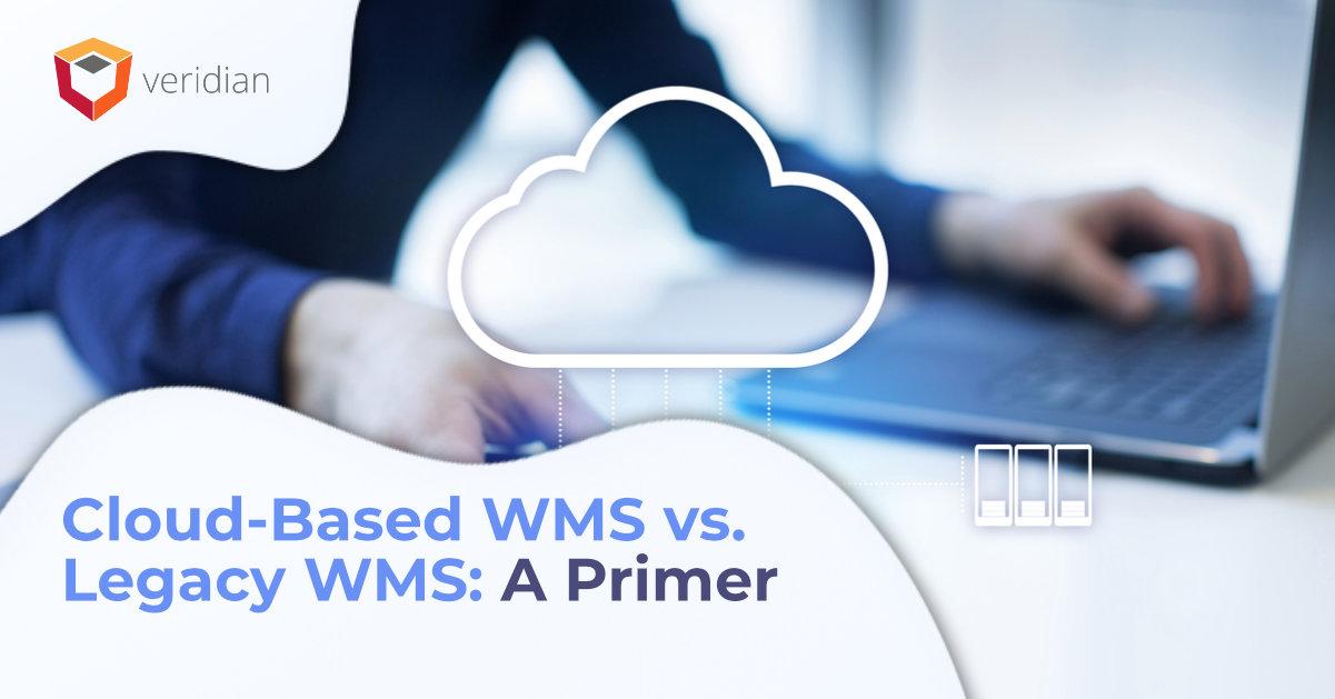Cloud-Based WMS