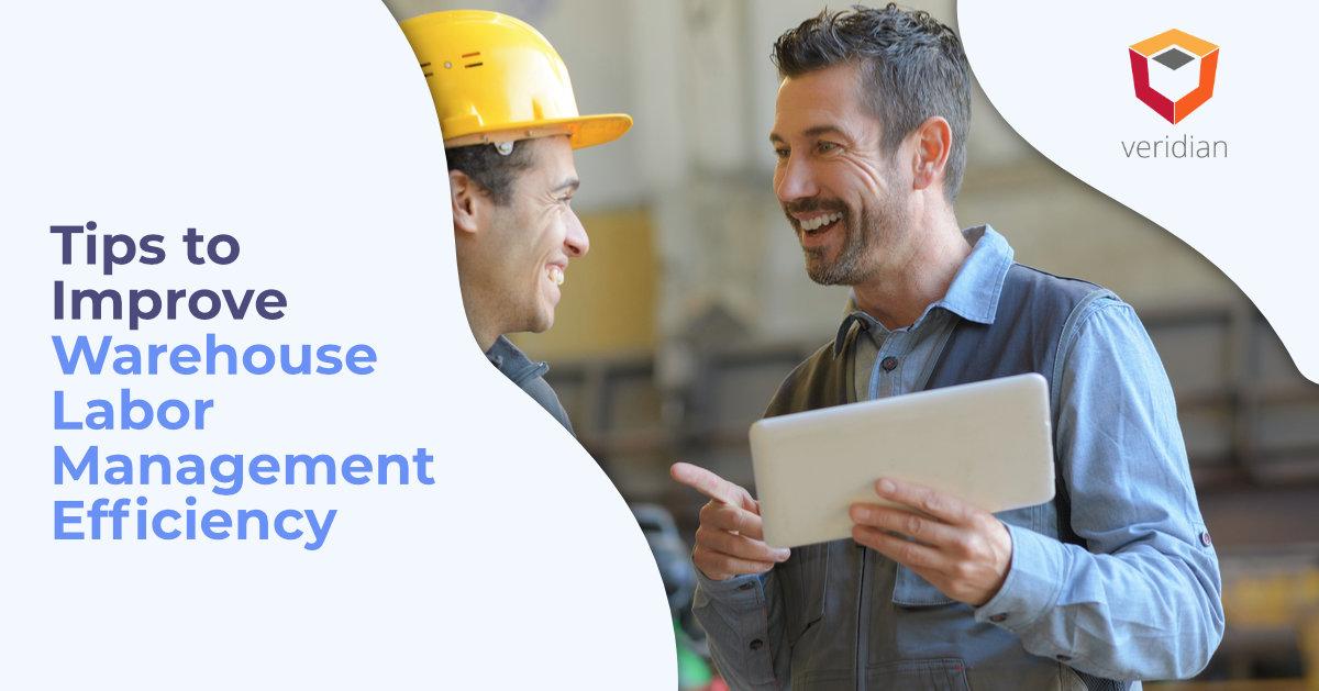 warehouse labor management efficiency