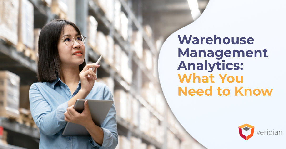 Warehouse Management Analytics
