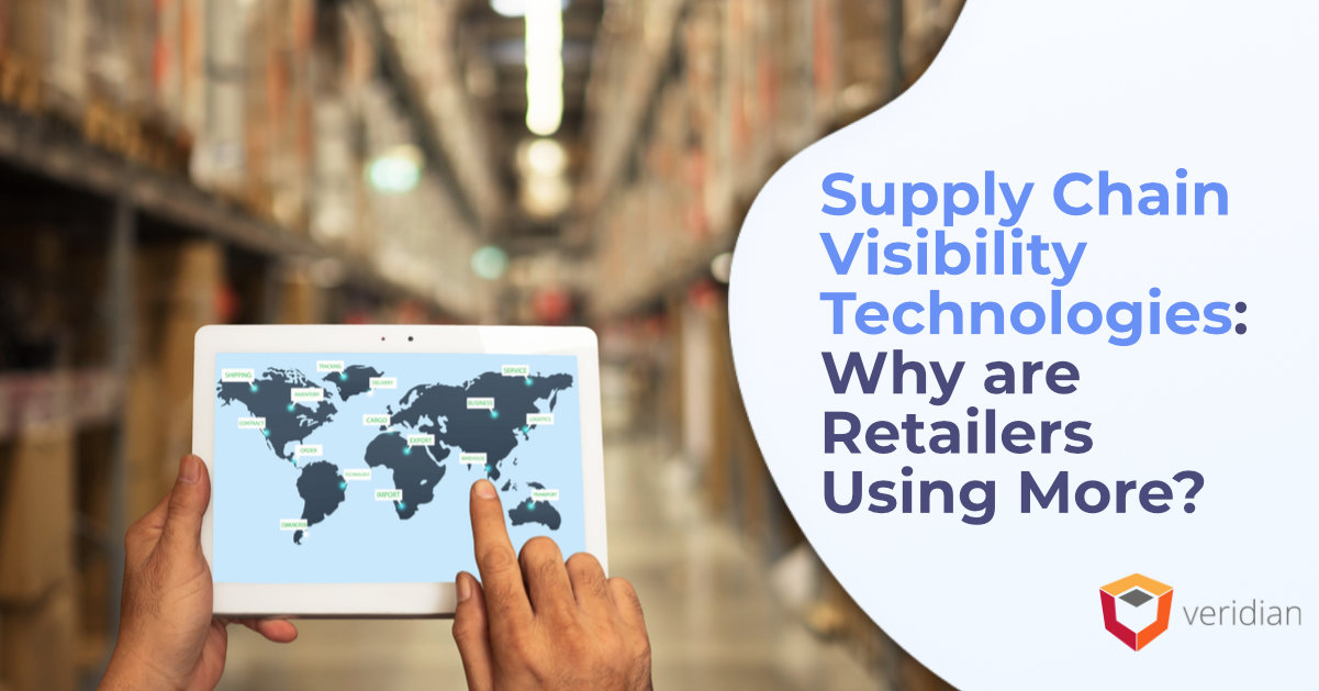 Supply Chain Visibility Technologies