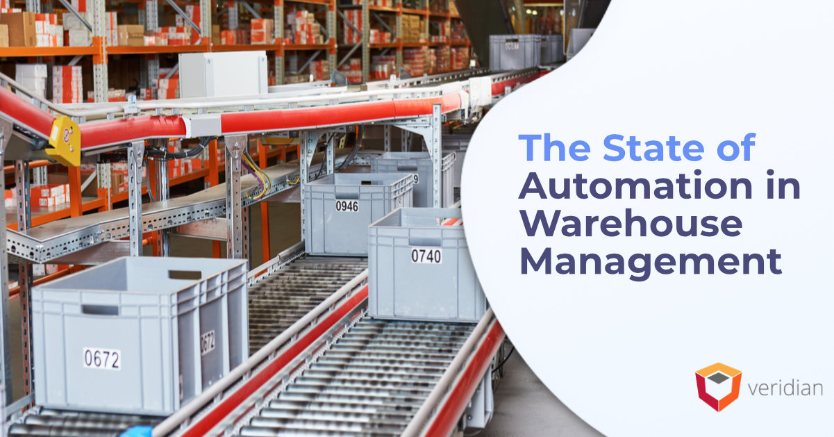 automation in warehouse management
