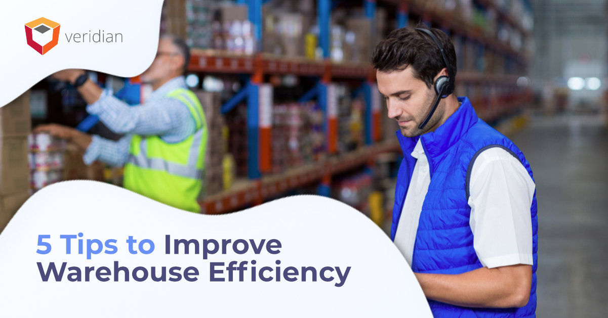tips to improve warehouse efficiency