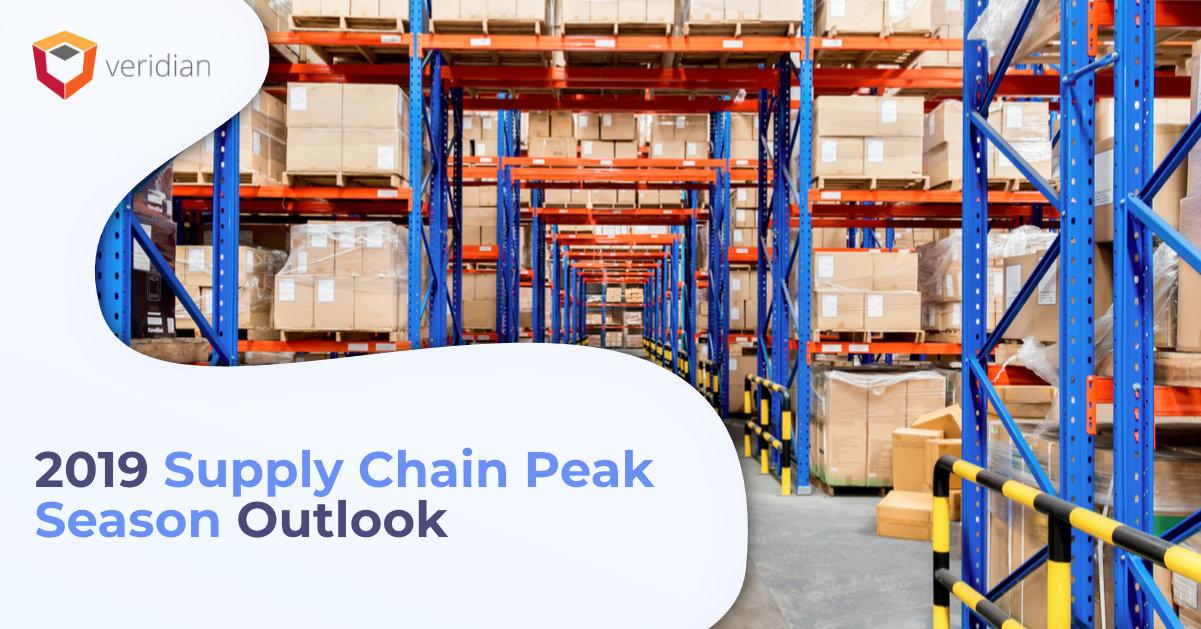 2019 Supply Chain Peak Season