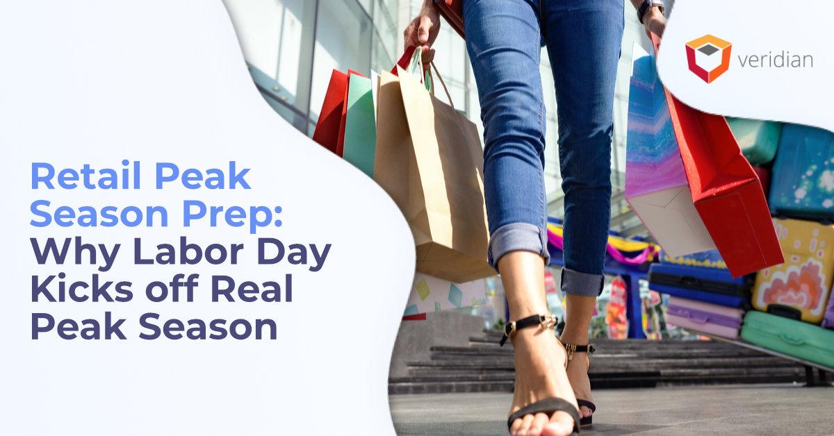Retail Peak Season Preparation