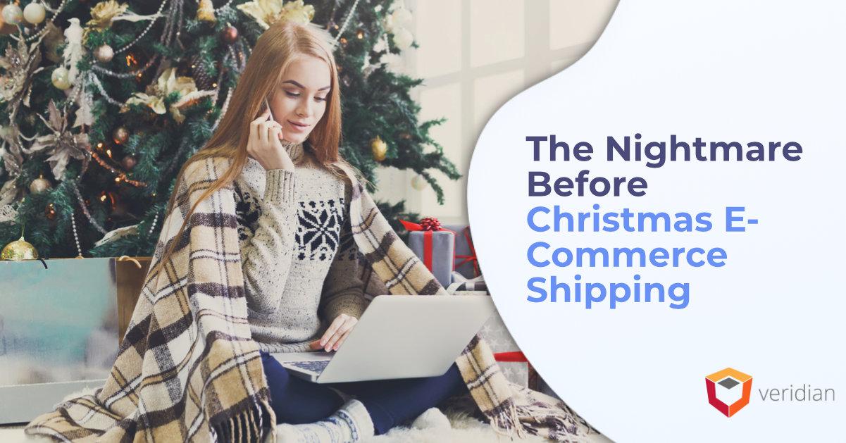 christmas e-commerce shipping