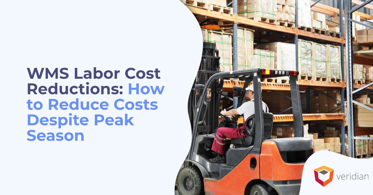 wms labor cost reductions