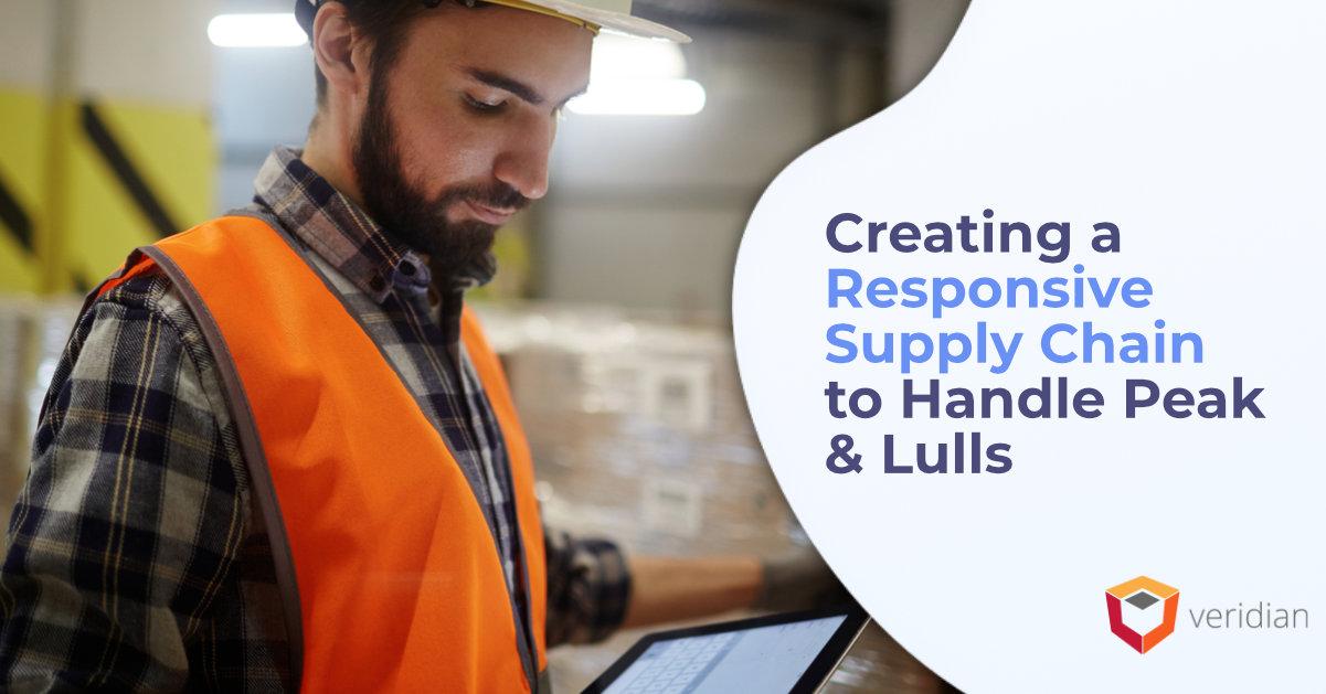 Responsive Supply chain