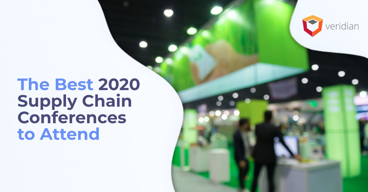 2020 supply chain conferences