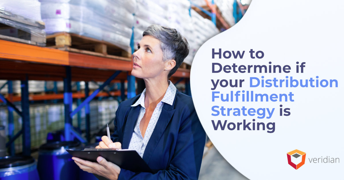 distribution fulfillment strategy