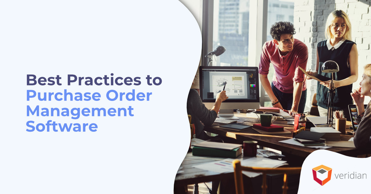 purchase order management software