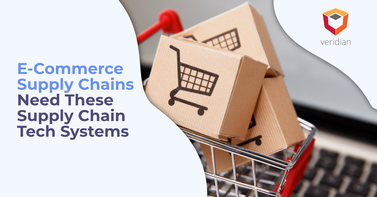 e-commerce supply chains