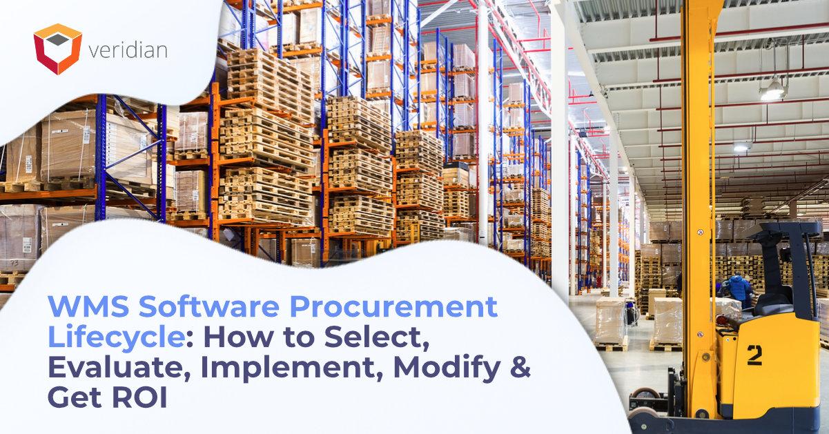 WMS Software Procurement