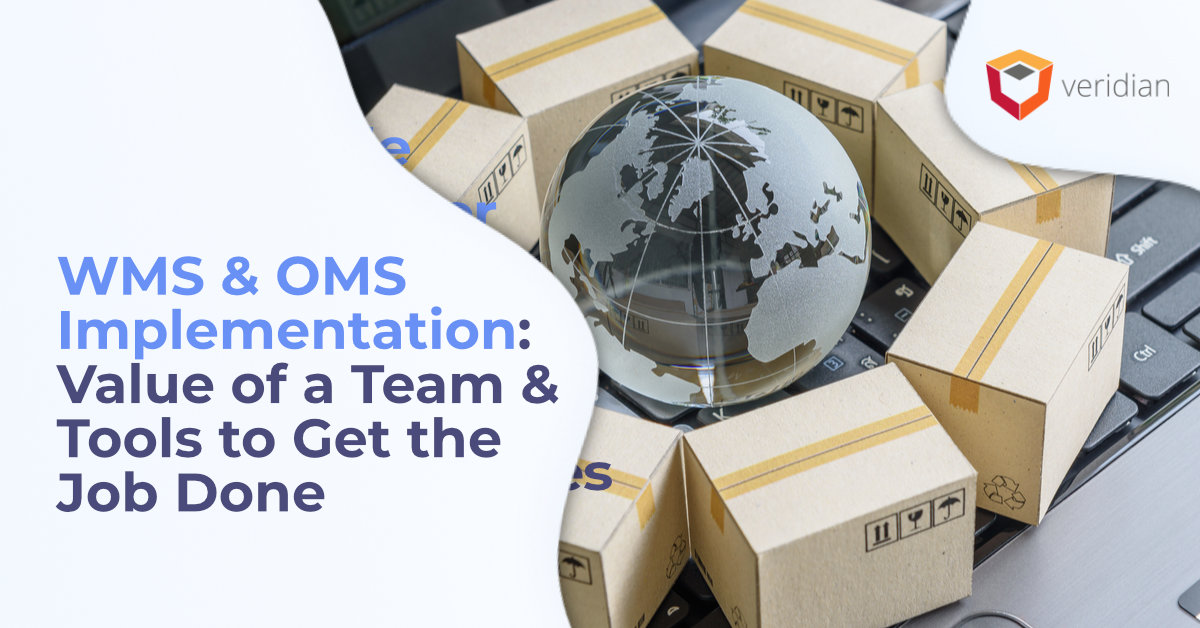 WMS and OMS Implementation