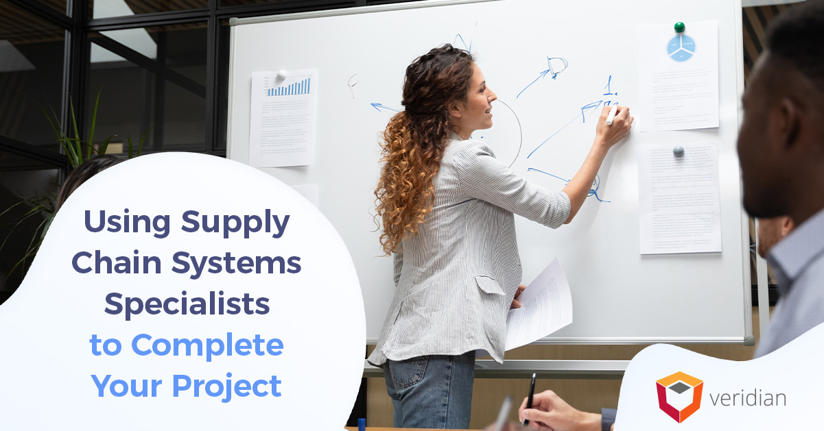 Supply Chain Systems Specialists